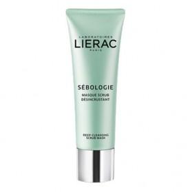 Lierac sebologie masque scrub désincrustant 50ml