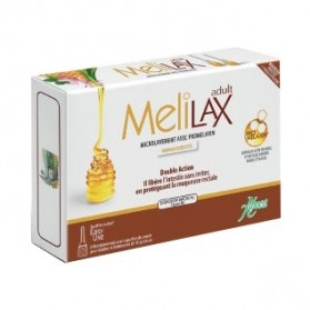 Aboca melilax adultes/adolescents 6 microlavements avec promelaxin x10g