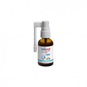 Aboca salvigorge 2act spray sans alcool pour adultes et enfants flacon spray 30ml
