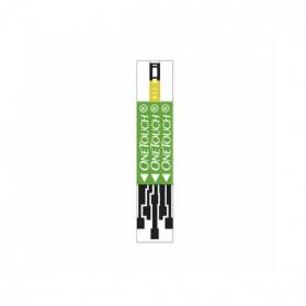 Onetouch select® plus 2 flacons de 50 bandelettes réactives