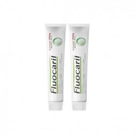 Fluocaril bi-fluoré 145mg dentifrice menthe 75mlx2