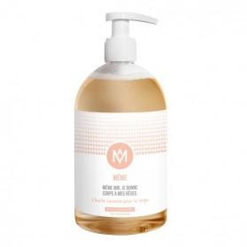 Même l'huile lavante pour le corps 500ml