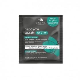 Biocyte mask® detox au charbon 1 masque sachet 20g