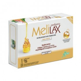 Aboca melilax nourrissons/enfants 6 microlavements avec promelaxin x5g