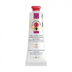 Roger & gallet gel mains purifiant gingembre rouge 30ml