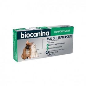 Biocanina mal des transports chien et chat 20 comprimés