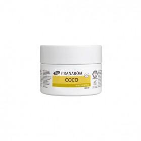 Pranarom coco huile végétale bio pot 100ml