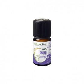 Naturactive carvi huile essentielle bio flacon 5ml