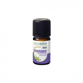 Naturactive bergamotier huile essentielle bio flacon 5ml