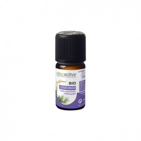 Naturactive genévrier huile essentielle bio flacon 5ml