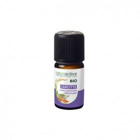 Naturactive carotte huile essentielle bio flacon 5ml
