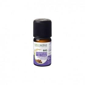 Naturactive cannelier de chine huile essentielle bio flacon 5ml