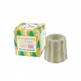 LAMAZUNA SHAMPOING SOLIDE CHEVEUX NORMAUX 55g