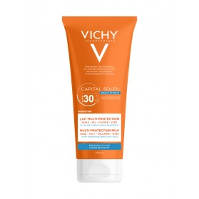 Vichy Capital Soleil Beach Protect Lait Multi-Protection SPF 30 200 ml
