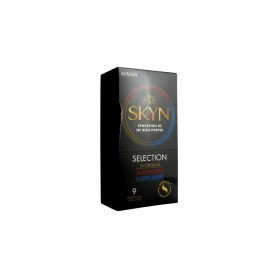 Manix Skyn Sélection 9 Préservatifs