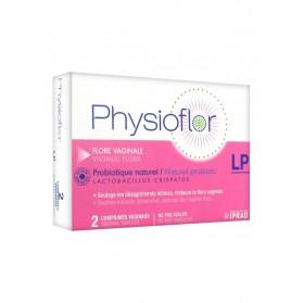 Physioflor 2 Comprimés Vaginaux LP