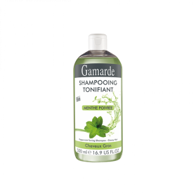 GAMARDE CAPILLAIRE Shampooing Tonifiant, 500ml
