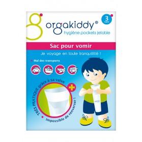 Orgakiddy Sac pour Vomir 3 Sacs
