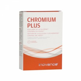 INOVANCE CHROMIUM PLUS 60 COMPRIMES