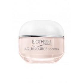 BIOTHERM Aquasource Cocoon Baume-en-Gel Hydratation 48h Peau Normale à Sèche 50 ml