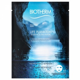 BIOTHERM LIFE PLANKTON ESSENCE IN MASK MASQUE ACTIF FONDAMENTAL EN TISSU X1