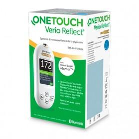 LIFESCAN ONETOUCH VERIO REFLECT Kit lecteur de glycémie