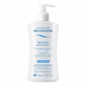 NEUTRADERM BAUME RELIPIDANT 400ML