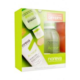 Noreva Actipur BB Crème Teintée 30 ml + Actipur Solution Micellaire Nettoyante Purifiante 100 ml Offerte - Teinte : Dorée