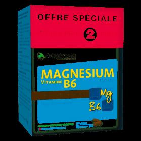 ARKOPHARMA MAGNESIUM VITAMINE B6 2X60 GELULES