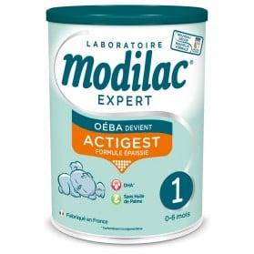 Modilac Expert Actigest 1 De 0 à 6 Mois 800 g