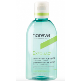 NOREVA EXFOLIAC LOTION MICELLAIRE PURIFIANTE 250ML