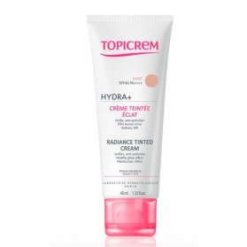 TOPICREM HYDRA+ SPF40 Crème teint écatl light 40ml