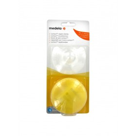 Medela 2 Bouts de Sein Contact - Taille : S - 16 mm