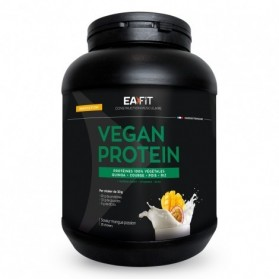 EAFIT VEGAN PROTEIN SAVEUR MANGUE PASSION 750 G