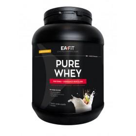 Eafit Construction Musculaire Pure Whey 750 g - Parfum : Vanille Noisette