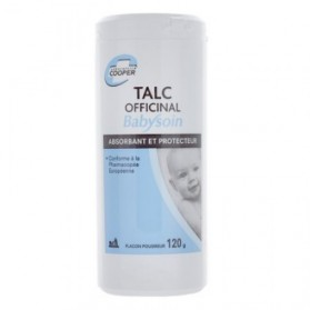 Babysoin Talc officinal 120 g
