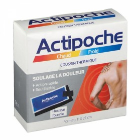 ACTIPOCHE CHAUD FROID COUSSIN THERMIQUE 11X27CM
