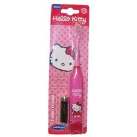 Brosse à Dents Electrique Hello Kitty Turbo Power
