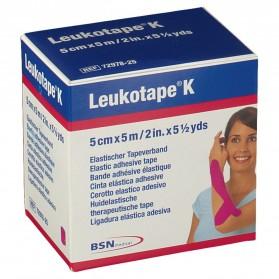 Leukotape® K Rose 5 cm x 5 m