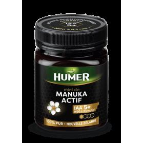 HUMER Miel Manuka actif IAA 5+ P/250g