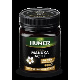 HUMER Miel Manuka actif IAA 15+ P/250g