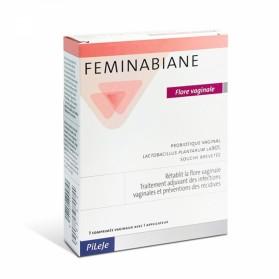 PILEJE FEMINABIANE FLORE VAGINALE 7 CPRS