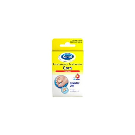 Scholl Cors Pansements Coricides