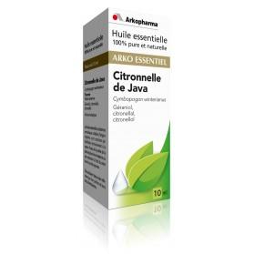 Arkopharma Huile Essentielle Citronnelle de Java 10ml