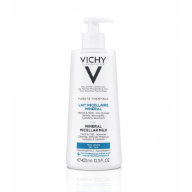 VICHY PURETE THERMALE LAIT MICELLAIRE 400ML