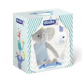 Dodie Coffret Doudou Eléphant + Mon Eau De Senteur 50 ml