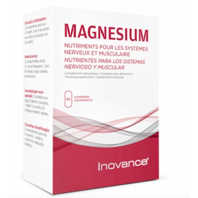 INOVANCE MAGNESIUM 60 COMPRIMES