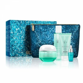 BIOTHERM COFFRET NOEL AQUASOURCE GEL PEAu NORMAL MIXTE