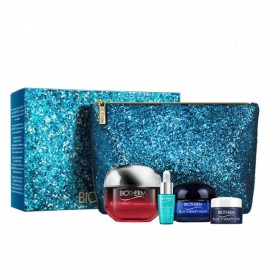 BIOTHERM COFFRET NOEL BLUETHERAPY RED CREME