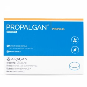 ARAGAN PROPALGAN PROPOLIS 70MG 20 COMPRIMES